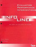 Evaluating Performance Interventions Pdf/ePub eBook