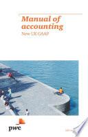 Manual of Accounting   New UK GAAP