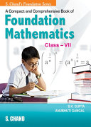 Pdf A Compact And Comprenensive Book Of IIT Foudation Mathematic VII