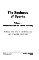 Perspectives On The Sports Industry