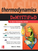 Thermodynamics DeMYSTiFied [Pdf/ePub] eBook