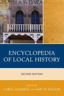 Encyclopedia of Local History