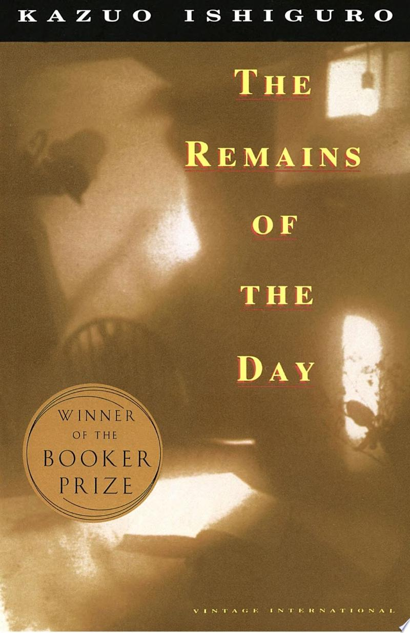 The Remains of the Day image