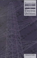 Ownership and Performance in Electric Utilities