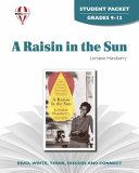 A Raisin in the Sun  by Lorraine Hansberry Book
