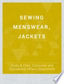 Sewing Menswear Jackets