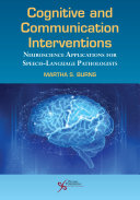 Cognitive and Communication Interventions Pdf/ePub eBook