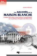 Pdf Les secrets de la Maison-Blanche Telecharger