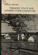 Biennial Report   Vermont State Natural Resources Conservation Council
