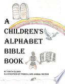 A Children S Alphabet Bible Book