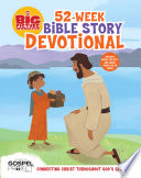 The Big Picture Interactive 52 Week Bible Story Devotional