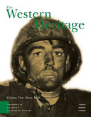 The Western Heritage Book PDF