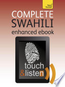 Complete Swahili Teach Yourself