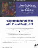 Programming the Web with Visual Basic  NET
