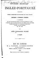 Novissimo diccionario inglez-portuguez