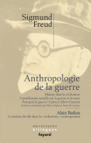 Anthropologie de la guerre