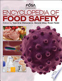 Encyclopedia of Food Safety Book