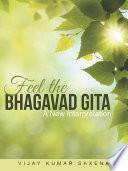 Feel the Bhagavad Gita
