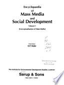 Encyclopaedia of Mass Media and Social Development: Conceptualisation of mass media