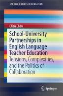 School University Partnerships in English Language Teacher Education