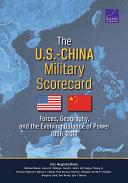 The U S  China Military Scorecard