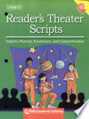Reader S Theater Scripts Improve Fluency Vocabulary And Comprehension Grade 5 Book With Transparencies