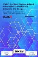 CWNP  Certified Wireless Network Professional Exam Practice Questions and Dumps