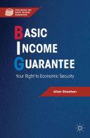 Basic Income Guarantee Pdf/ePub eBook