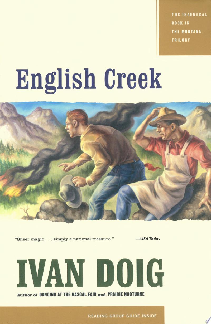 English Creek banner backdrop