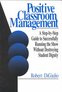 Positive Classroom Management