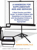 A Handbook for Supplementary Aids and Services