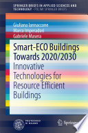Smart ECO Buildings Towards 2020 2030