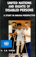 United Nations and the Rights of Disabled Persons