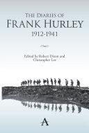The Diaries of Frank Hurley 1912-1941 Pdf/ePub eBook
