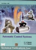 Pdf Automatic Control System