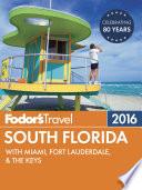 Fodor S South Florida 2016