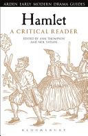 Hamlet  A Critical Reader