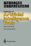Catalogue of Artificial Intelligence Tools