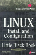 Linux Install and Configuration Little Black Book