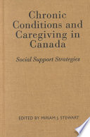 Chronic Conditions and Caregiving in Canada