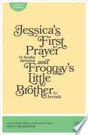 Jessica S First Prayer And Froggy S Little Brother