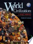 World Civilization Book PDF