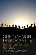 Our Common Denominator