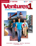 Ventures Level 1 Student's Book with Audio CD - Band 1