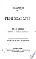 Gleanings from Real Life Book