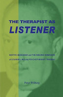 The Therapist as Listener