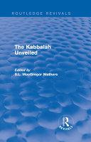 Pdf The Kabbalah Unveiled