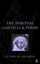 Spiritual Canticle And Poems Pdf/ePub eBook