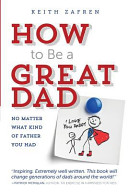 How to Be a Great Dad Book PDF