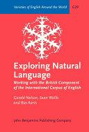 Exploring Natural Language